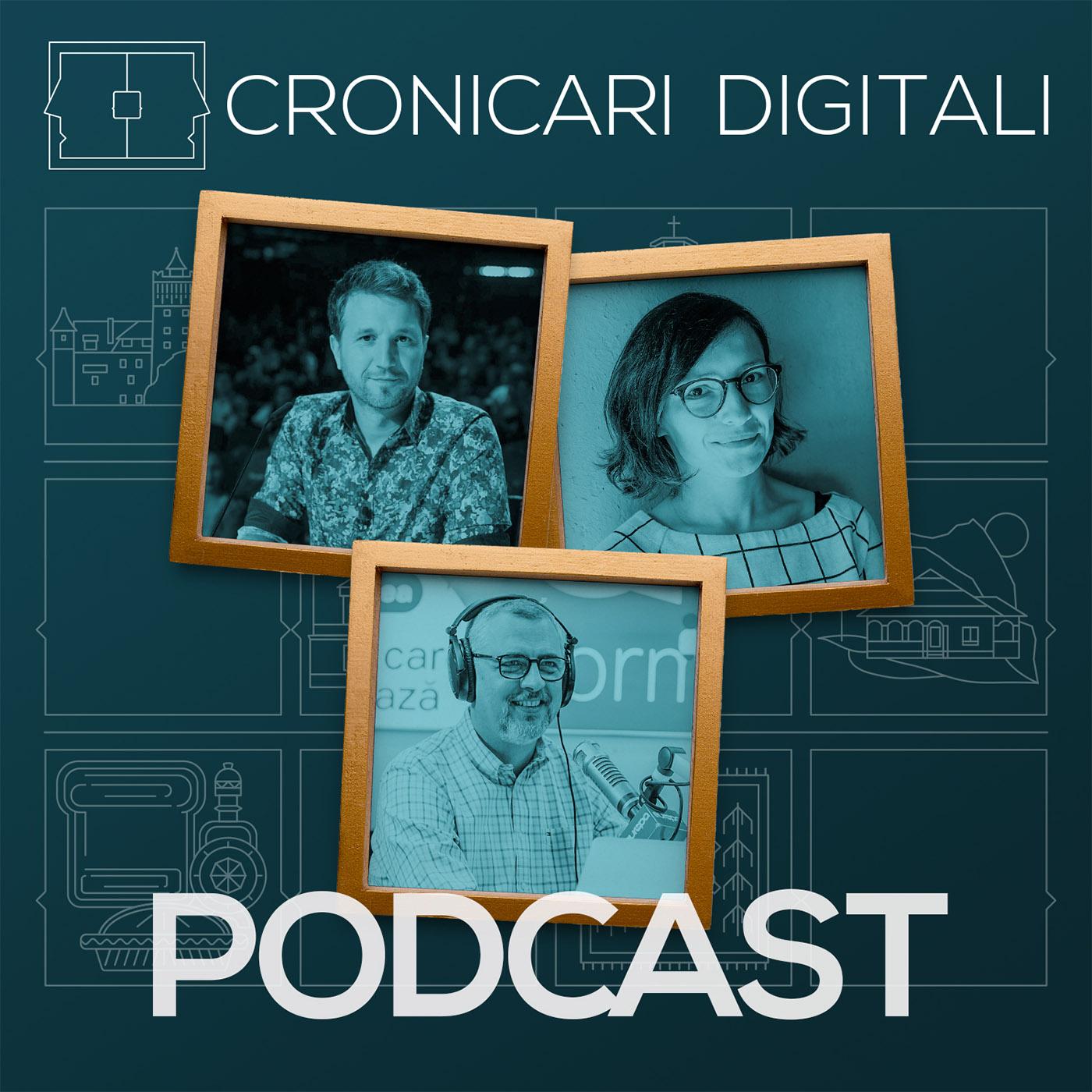 #cronicaridigitali S2 episod 1, Invitați Andi Moisescu, Irina Leca și Vlad Petreanu