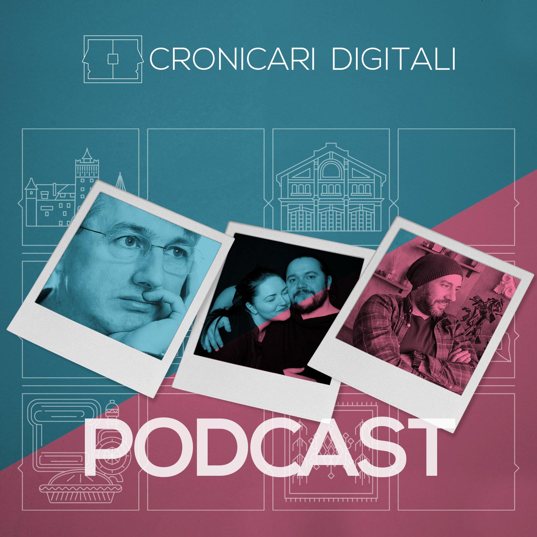 #cronicaridigitali S3 episod 1, Invitați Horia-Roman Patapievici, Andreea & Andrei Grosu și Radu Dumitrescu