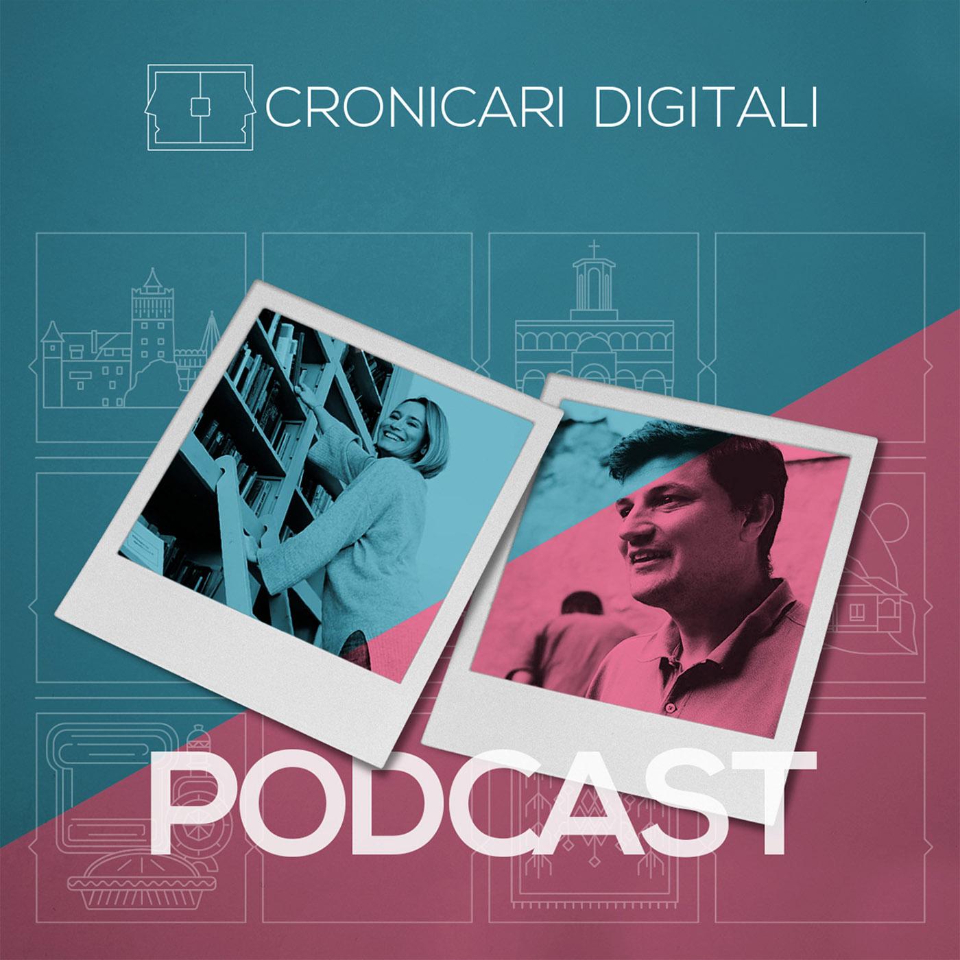 #cronicaridigitali S1 episod 1, Invitați Andreea Esca & Stefan Bâlici, moderator Cristian Șimonca, aka Blogu lu' Otravă