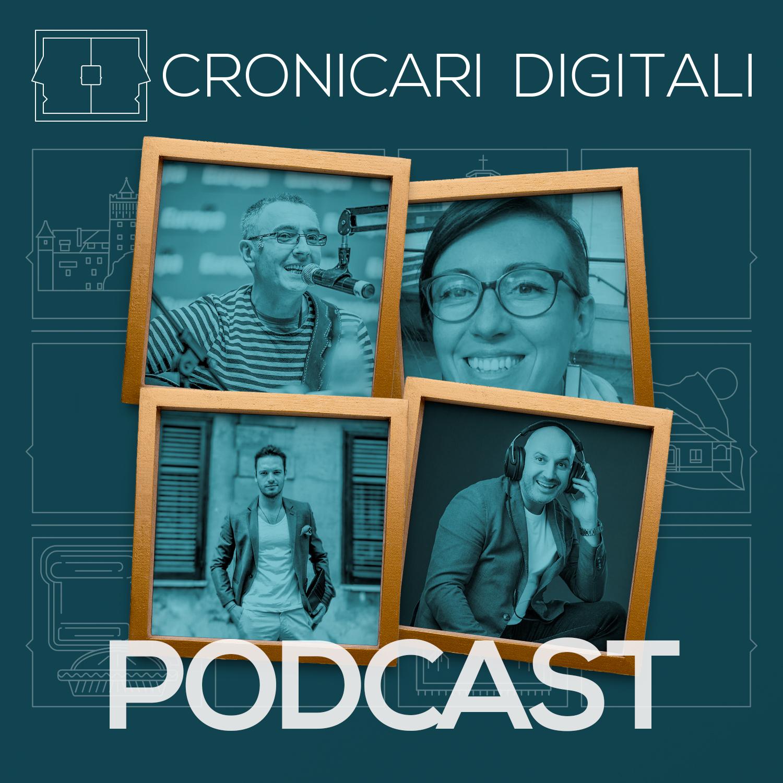 #cronicaridigitali S2 episod 11, Invitați Dan Teodorescu, Monica Stroe, Marius Pancu și Valer Hancas