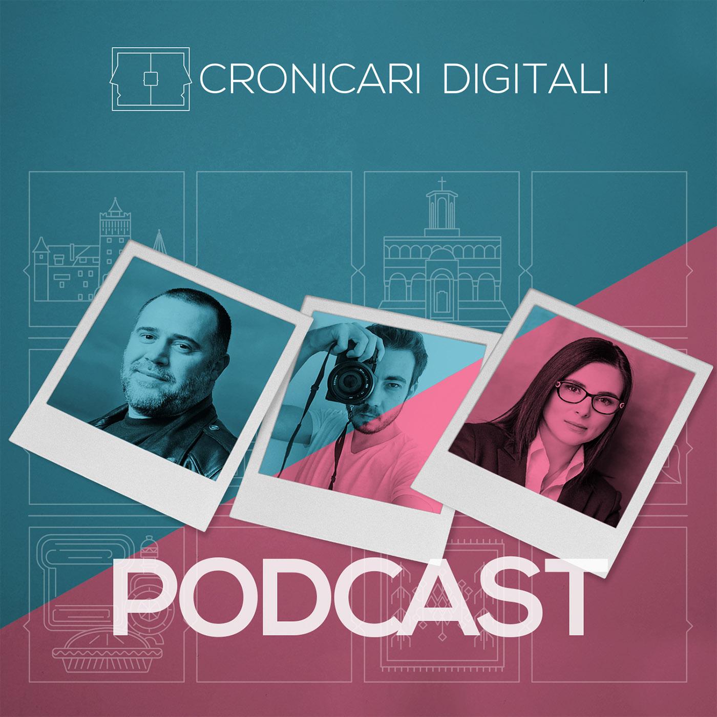 #cronicaridigitali S1 episod 11, Invitați Bogdan Naumovici & Radu Niță & Ruxandra Vodă, moderator Cristian Șimonca, aka Blogu lu' Otravă