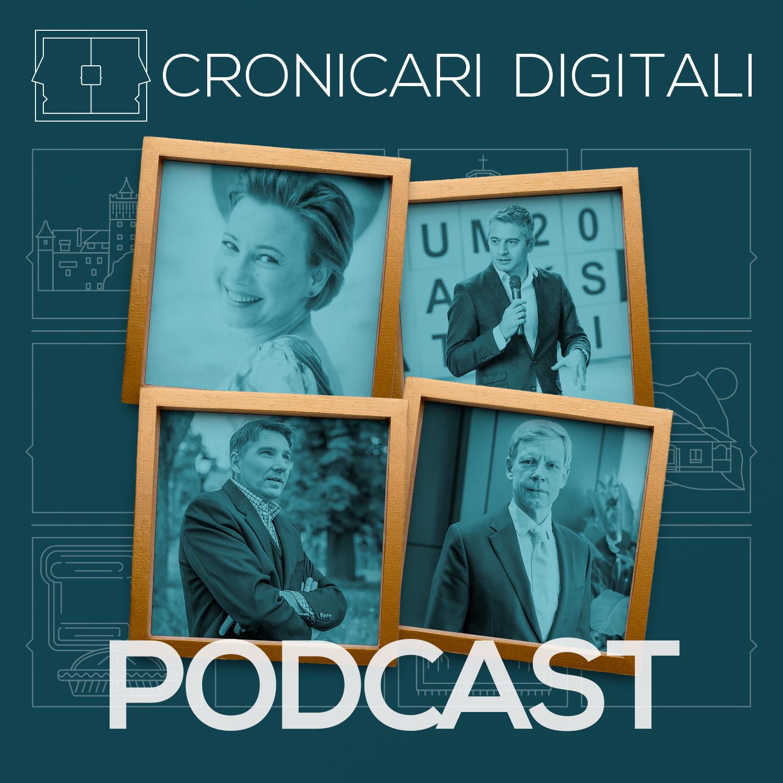 #cronicaridigitali S2 episod 12, Invitați Mirela Oprișor, contele Tibor Kalnoky, Tudor Mușat și Steven van Groningen