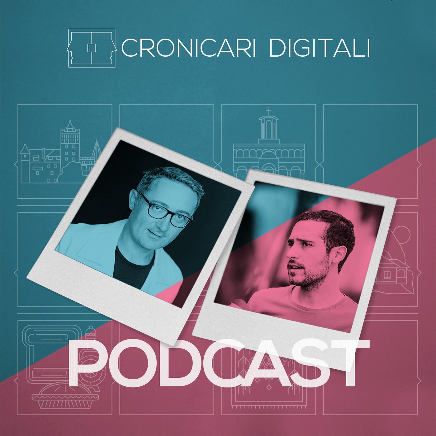#cronicaridigitali S1 episod 12, Invitați Tudor Giurgiu & Edmund Niculușcă, moderator Cristian Șimonca, aka Blogu lu' Otravă