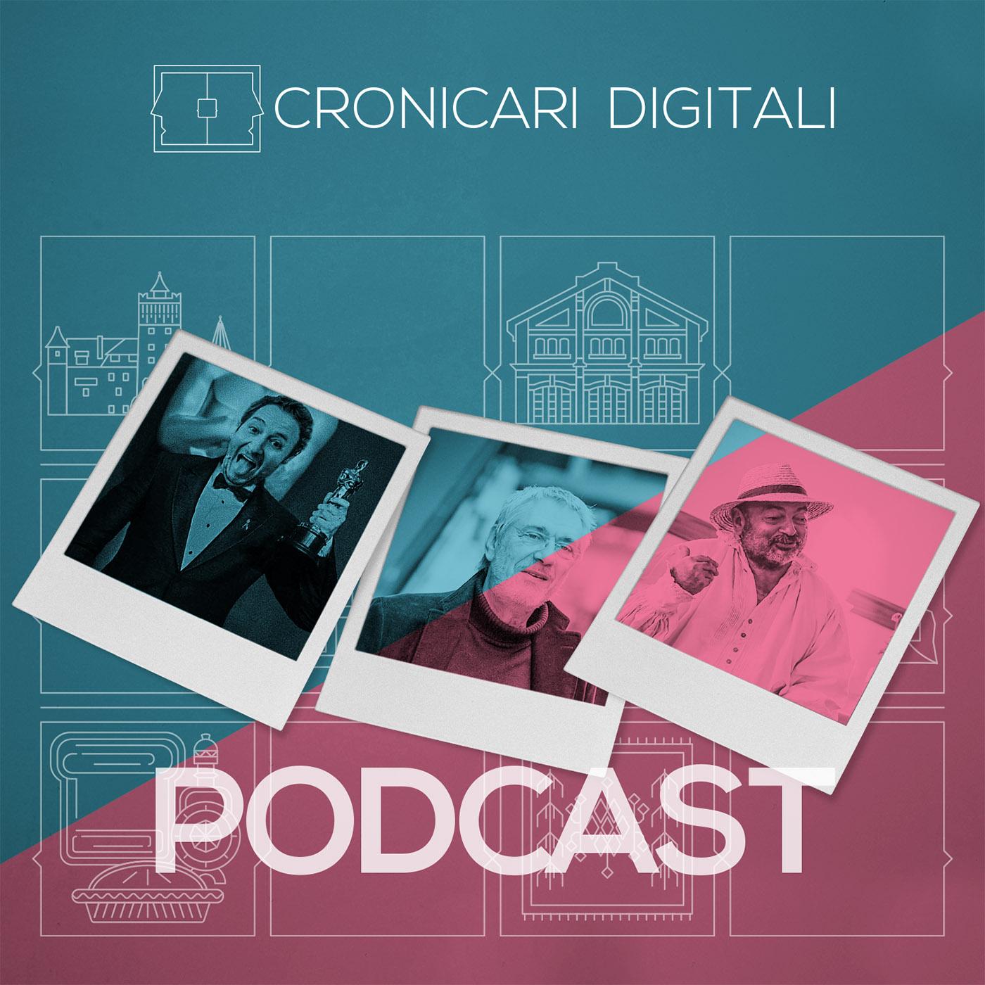 #cronicaridigitali S3 episod 14, Invitați Dan Rădulescu, Marcel Iureș și Mircea Groza