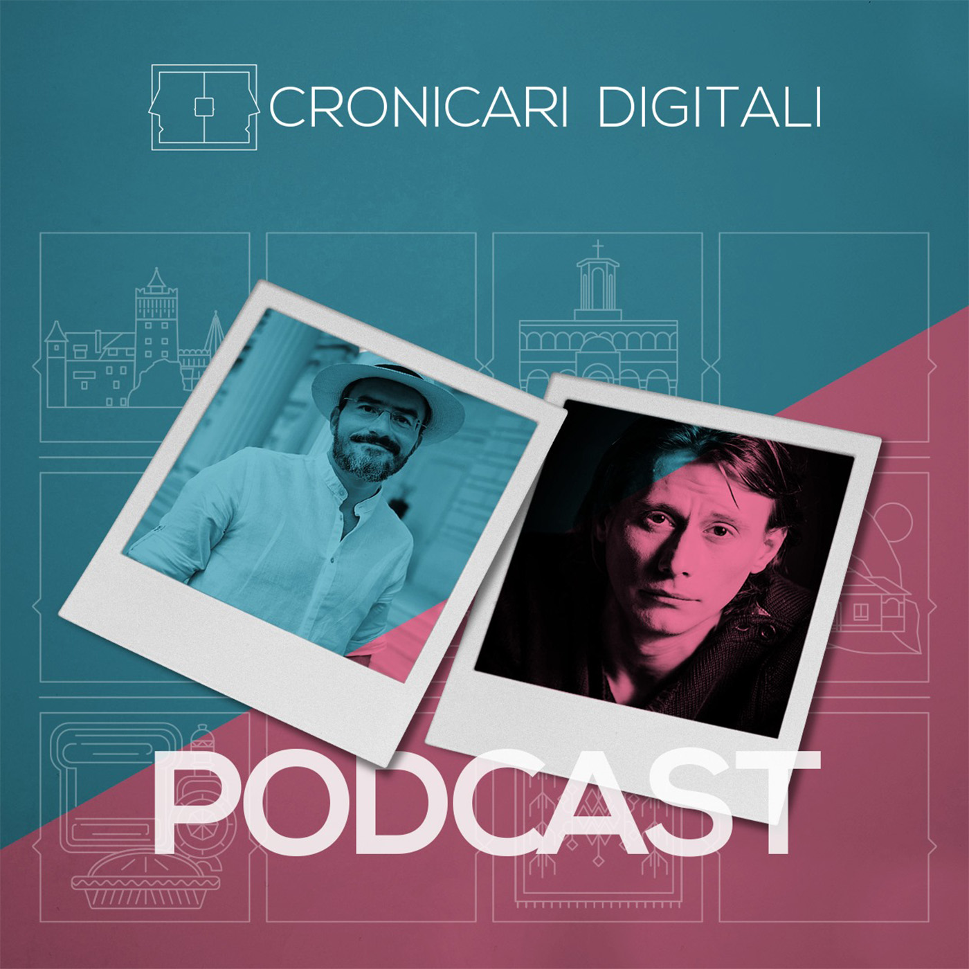 #cronicaridigitali S1 episod 2, Invitați Marius Manole & Vlad Eftenie, moderator Cristian Șimonca, aka Blogu lu' Otravă