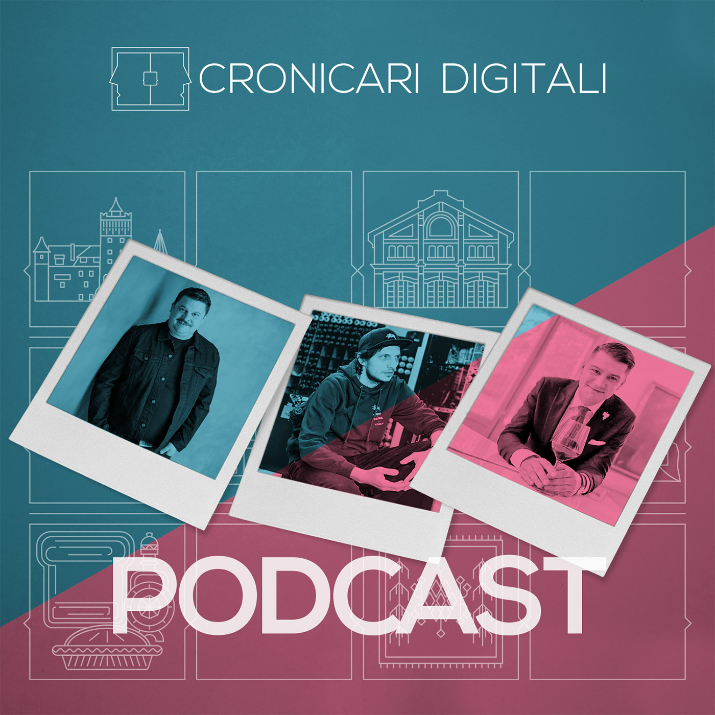 #cronicaridigitali S3 episod 3, Invitați Mihai Bobonete, Cage (Sweet Damage Crew) și Virgil Mănescu