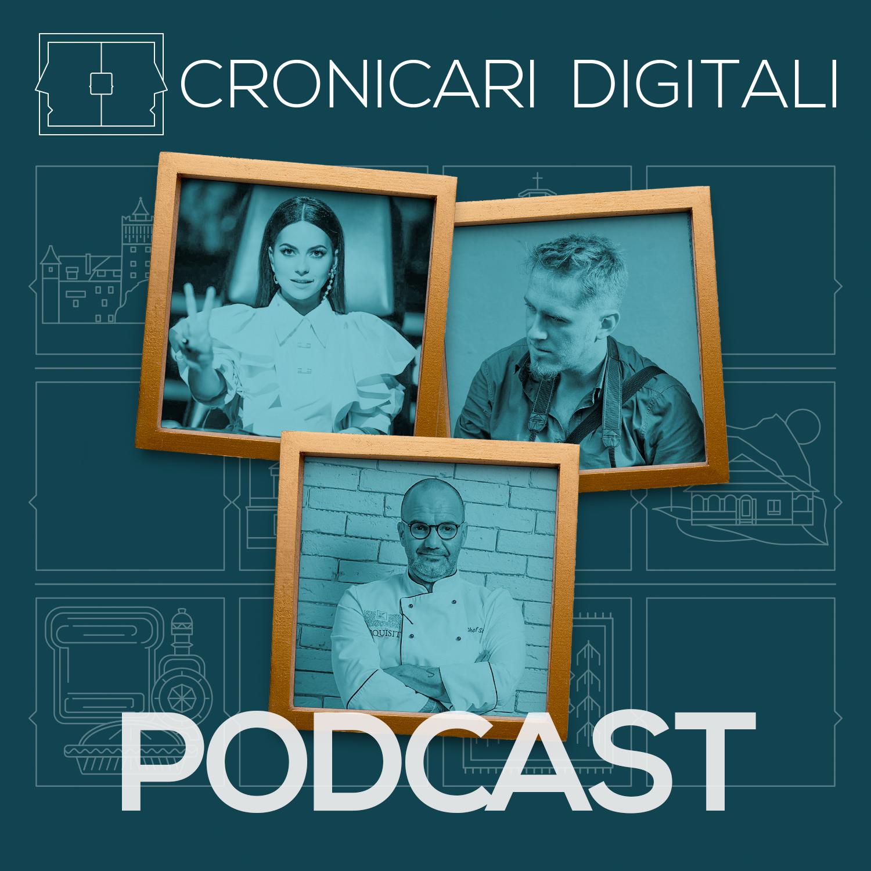 #cronicaridigitali S2 episod 4, Invitați INNA, Dragoș Andreescu și Chef Samuel Le Torriellec