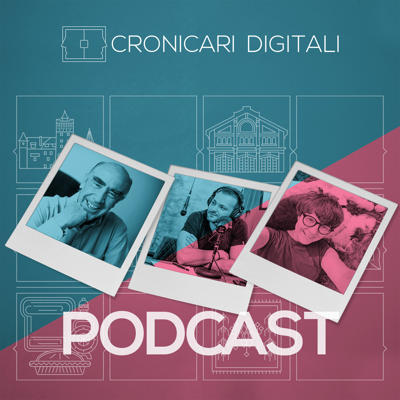 #cronicaridigitali S3 episod 4, Invitați Mihai Morar, Jean Chrissoveloni și Mona Petre
