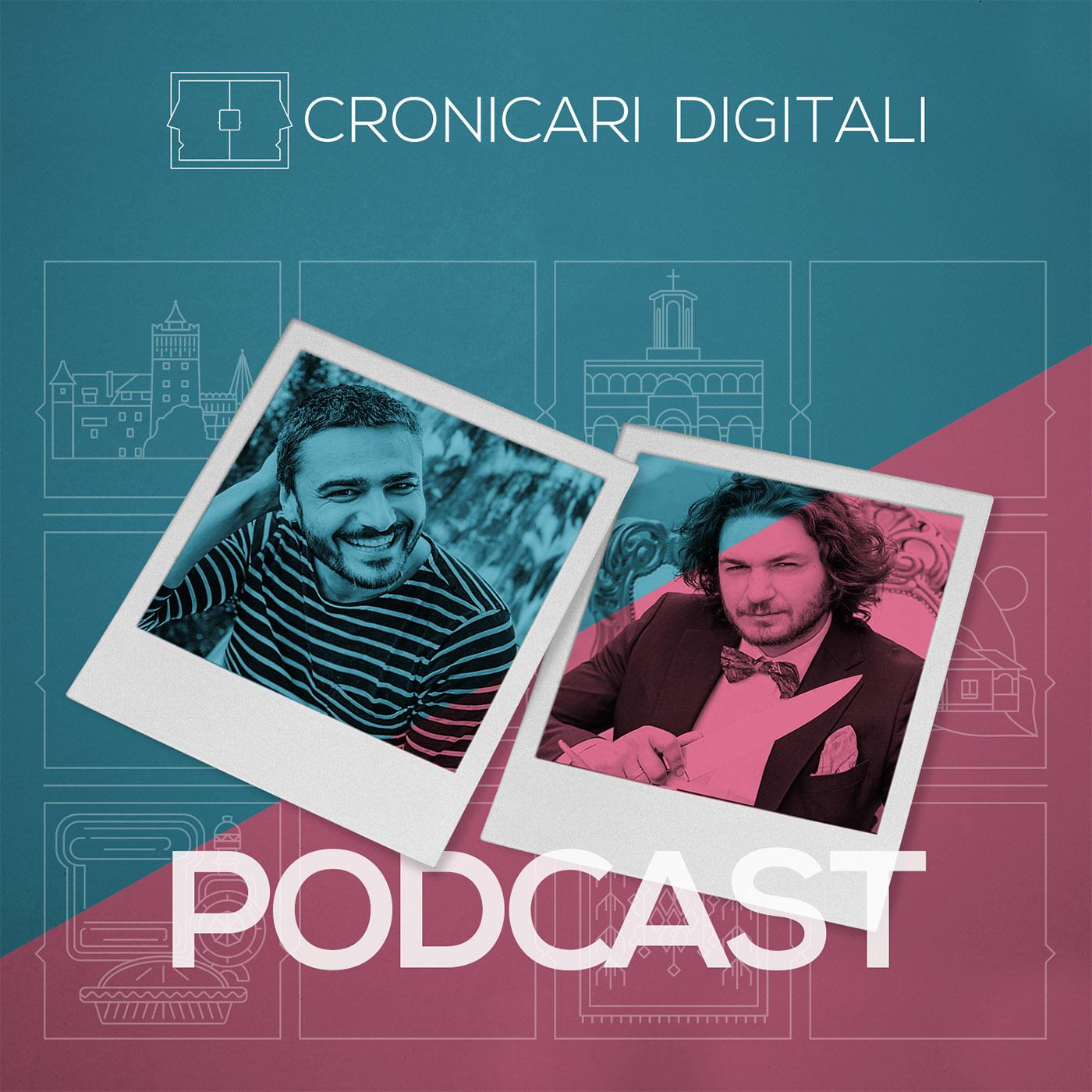 #cronicaridigitali S1 episod 5, Invitați Chef Florin Dumitrescu & Adrian Dan, moderator Cristian Șimonca, aka Blogu lu' Otravă