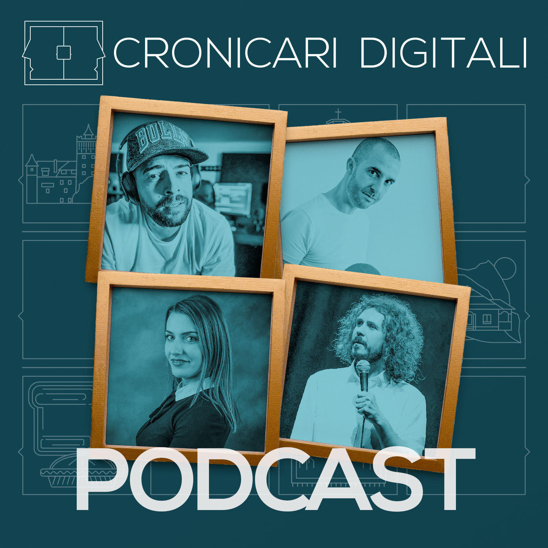 #cronicaridigitali S2 episod 6, Invitați Speak, Dragoș Dogaru, Costel și Ioana Mârzac-Sigarteu