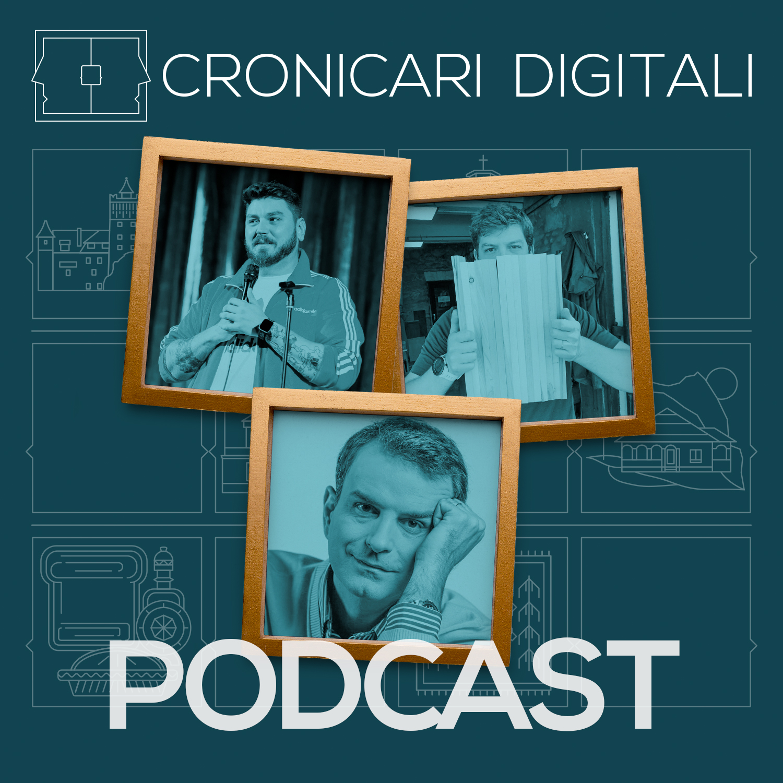 #cronicaridigitali S2 episod 7, Invitați Micutzu, Pierre Bortnowski și Lucian Mîndruță