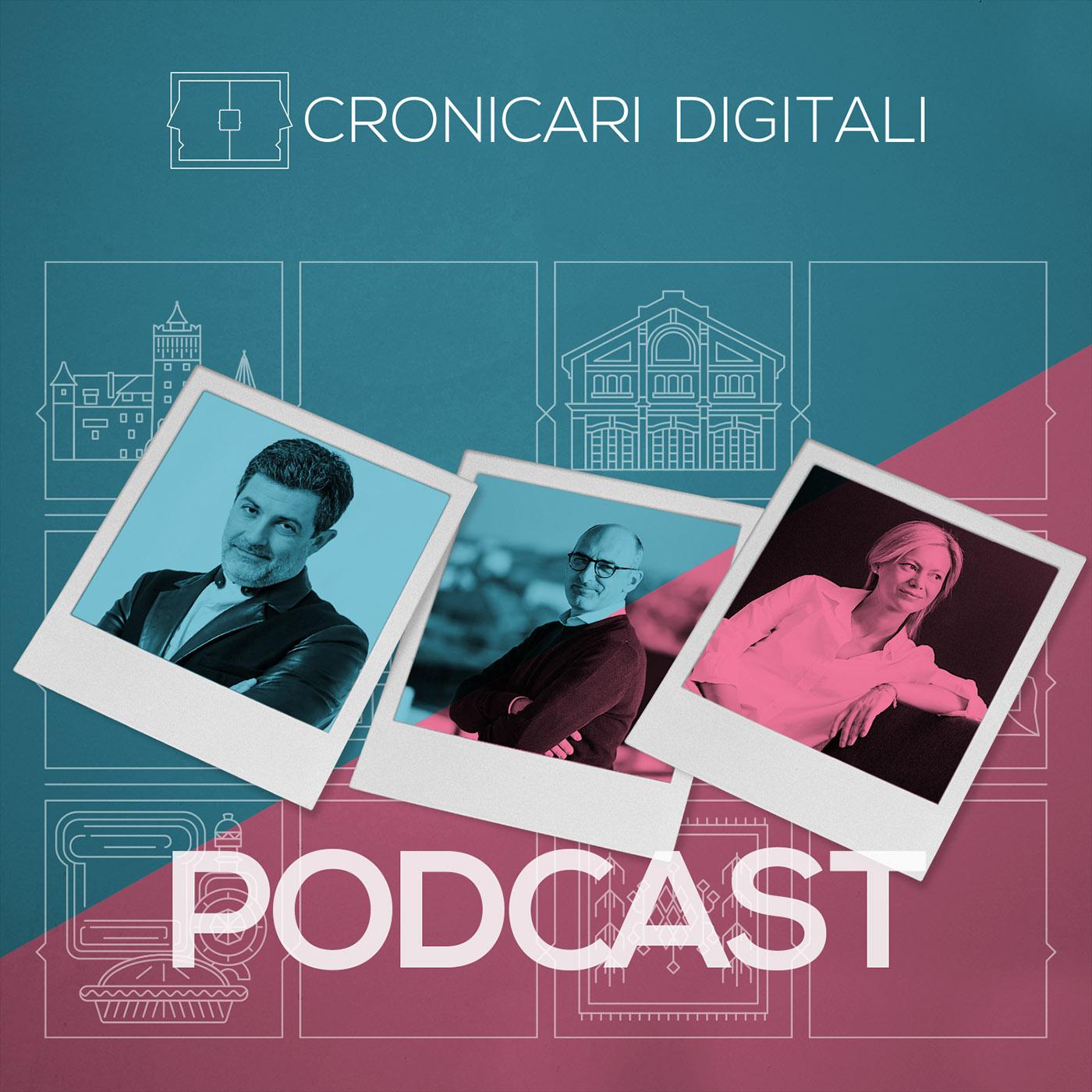 #cronicaridigitali S3 episod 7, Invitați Mihai Călin, Ovidiu Șandor și Adriana Sohodoleanu