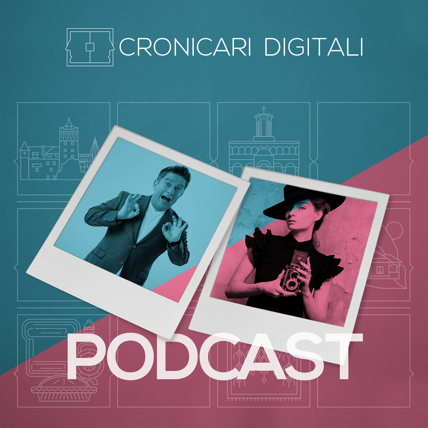 #cronicaridigitali S1 episod 7, Invitați Pavel Bartoș & Christina One, moderator Cristian Șimonca, aka Blogu lu' Otravă