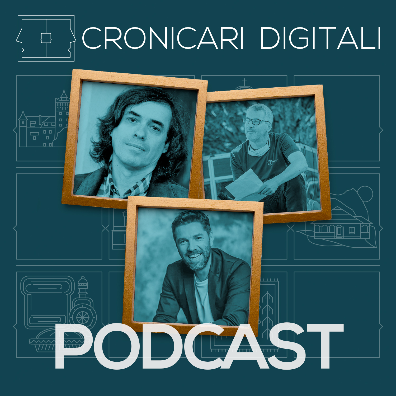 #cronicaridigitali S2 episod 9, Invitați Mircea Cărtărescu, Alin Ușeriu și Alex Dima
