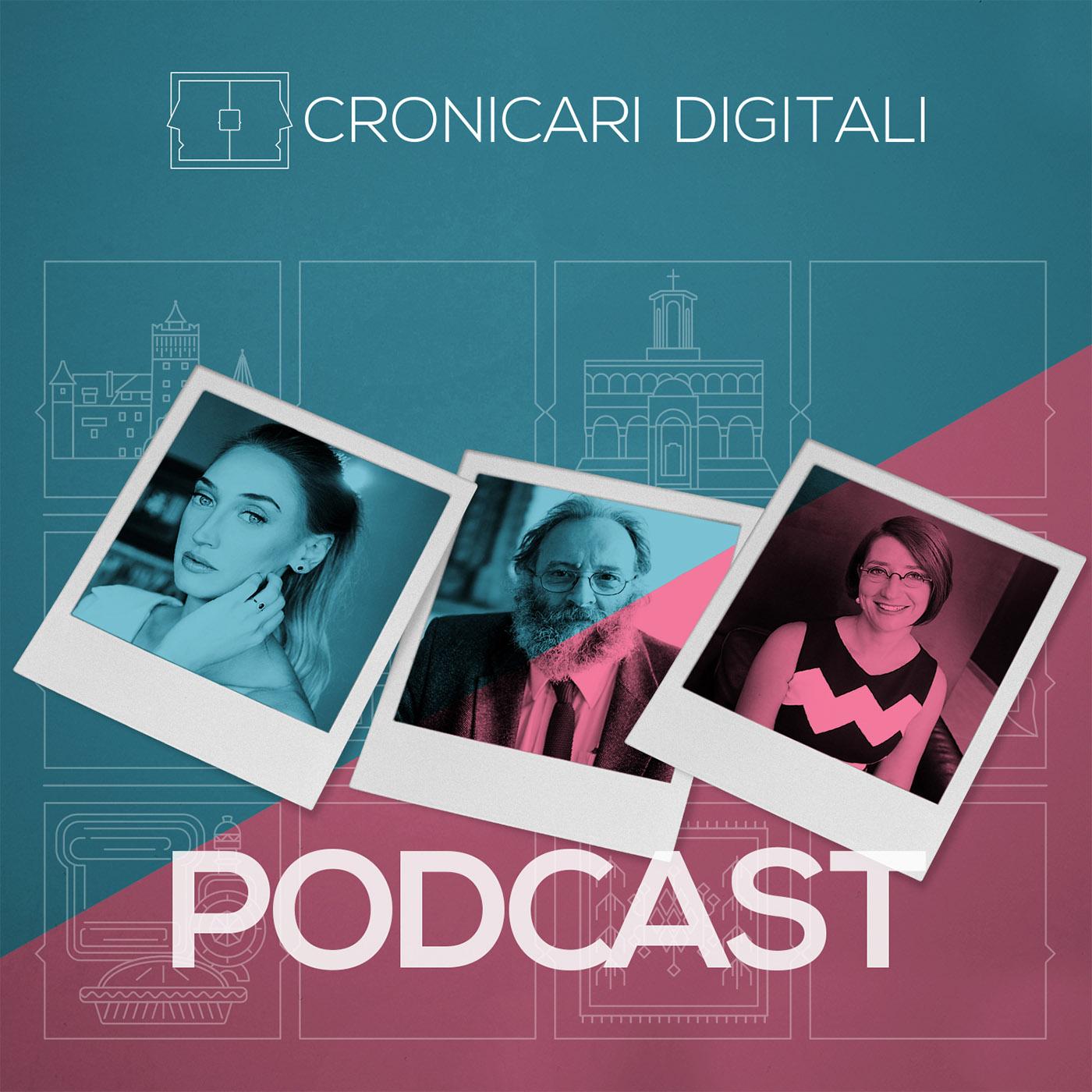 #cronicaridigitali S1 episod 9, Invitați Ilona Brezoianu & arh. Șerban Sturdza & Cristina Hanganu, moderator Cristian Șimonca, aka Blogu lu' Otravă