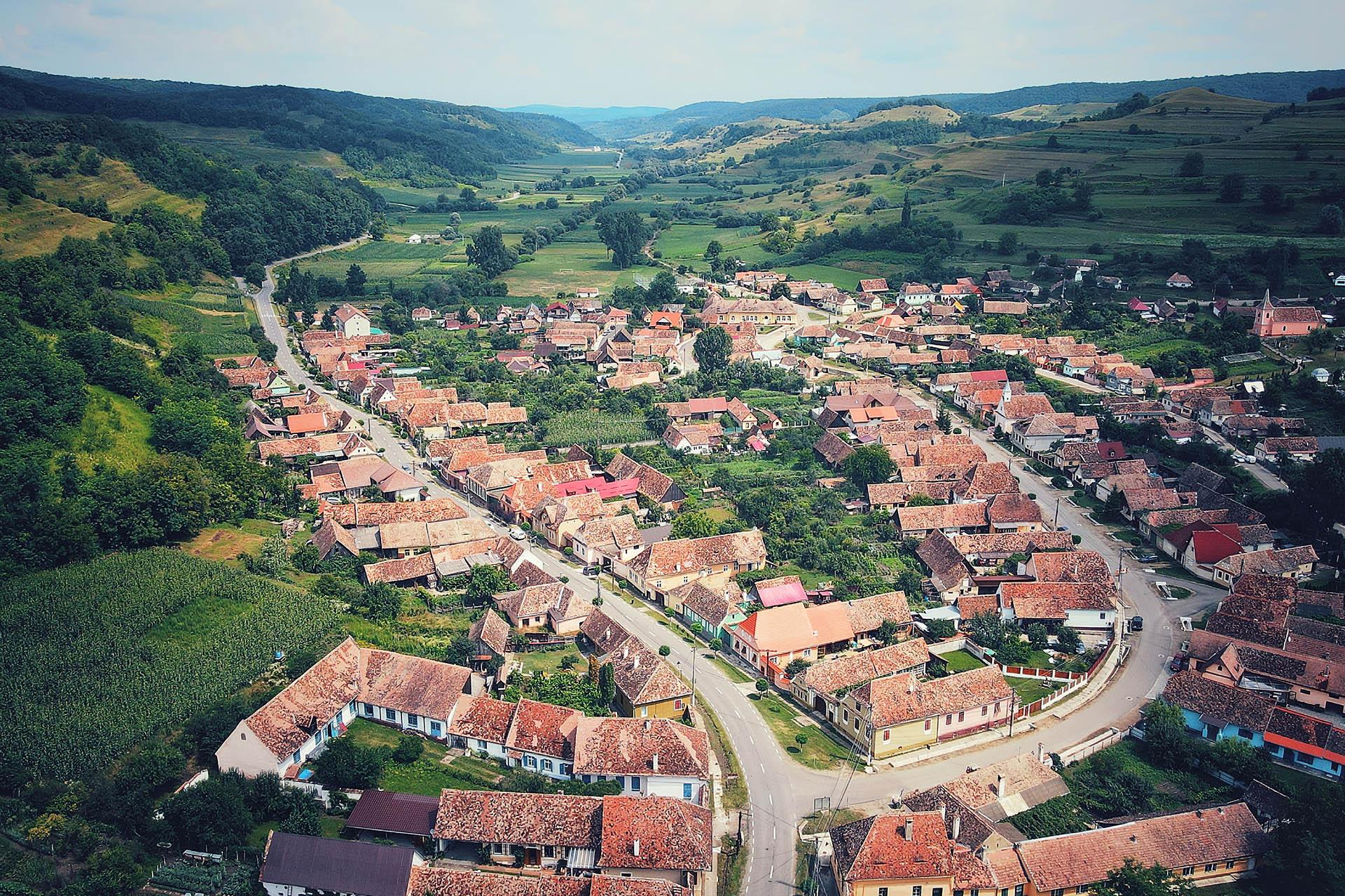 Personalități și comunități istorice acasă, pe Via Transilvanica