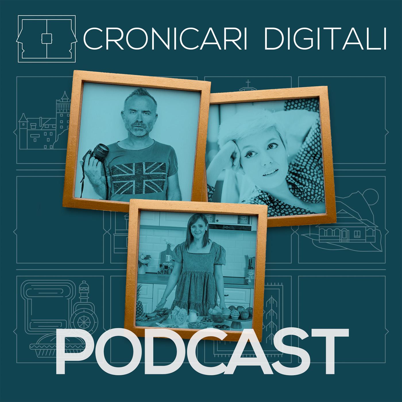 #cronicaridigitali S4 episod 1, Invitați Radu Afrim, Ada Galeș și Teodora Istrati