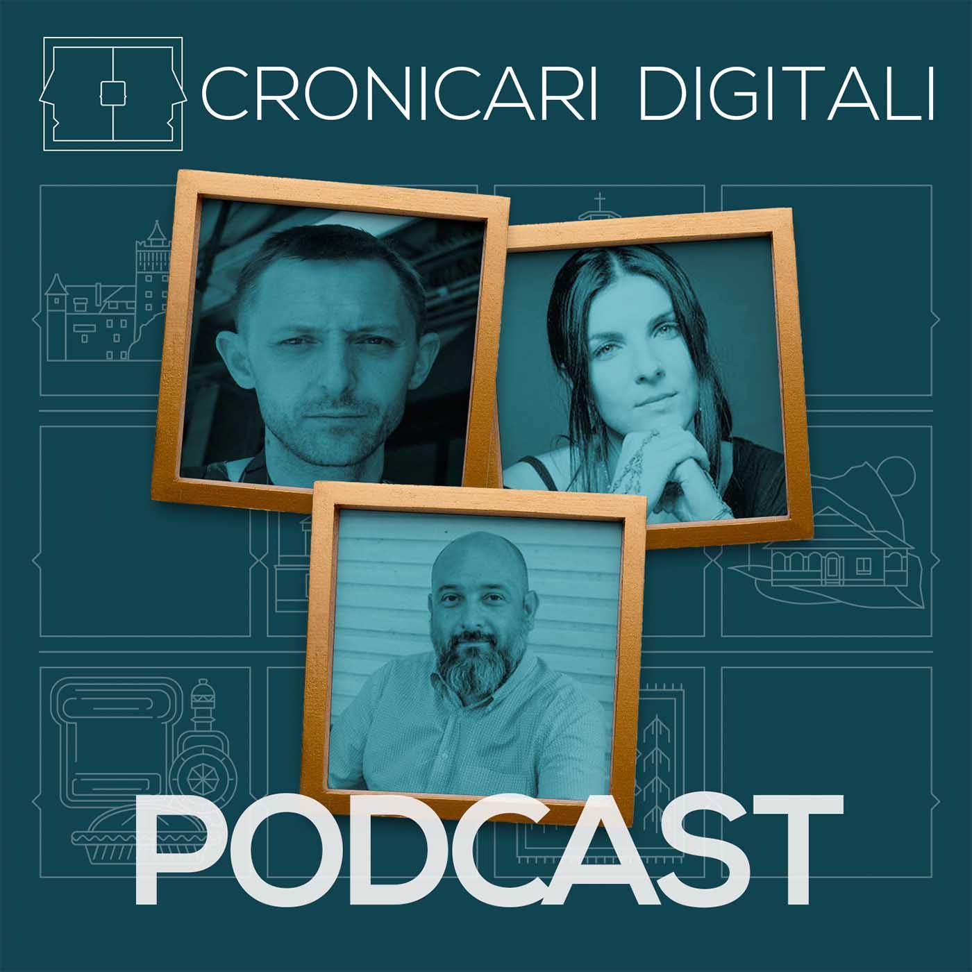 #cronicaridigitali S4 episod 2, Invitați Roman Tolici, Chris Simion-Mercurian și Cezar Ioan