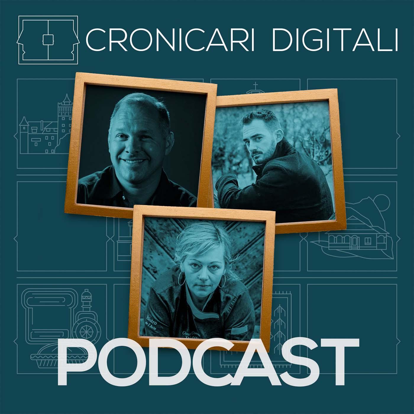 #cronicaridigitali S4 episod 3, Invitați Vlad Ivanov, Conrad Mericoffer și Chef Oana Coantă