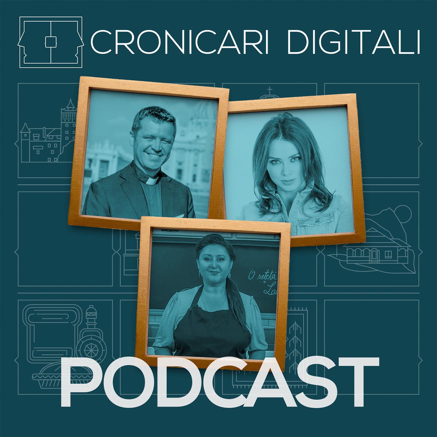 #cronicaridigitali S4 episod 4, Invitați Francisc Doboș, Anca Dumitra și Laura Laurențiu