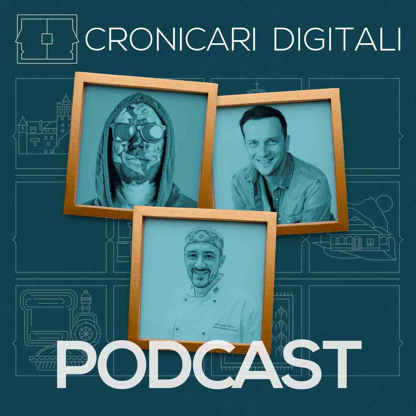 #cronicaridigitali S4 episod 5, Invitați solistul trupei Carla's Dreams, Sorin Dobrin și Paul Agopian
